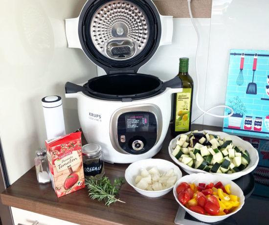 Krups Cook4Me Gerätetest