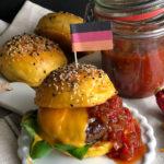 Paprika-Tomaten-Relish aus dem Slowcooker