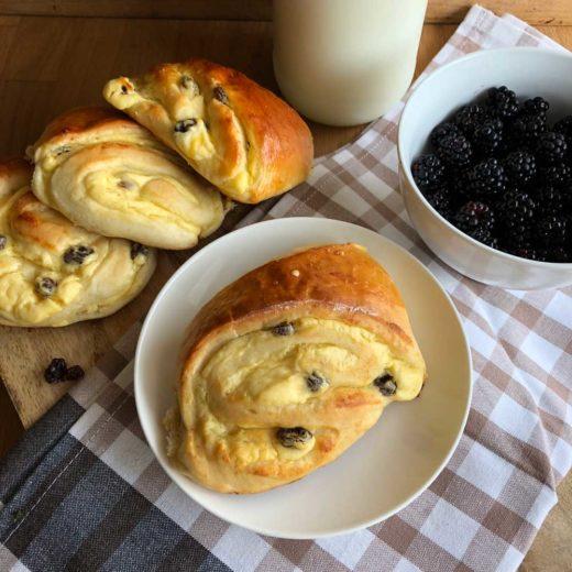 Quarkteilchen wie vom Bäcker