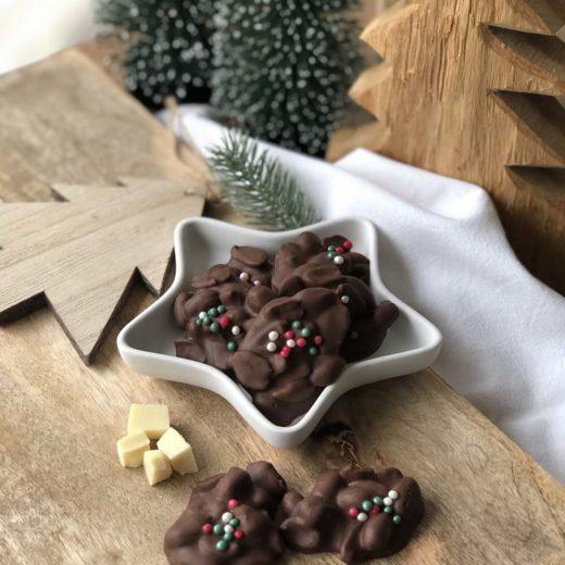 Crockpot Christmas Crack - Erdnussberge
