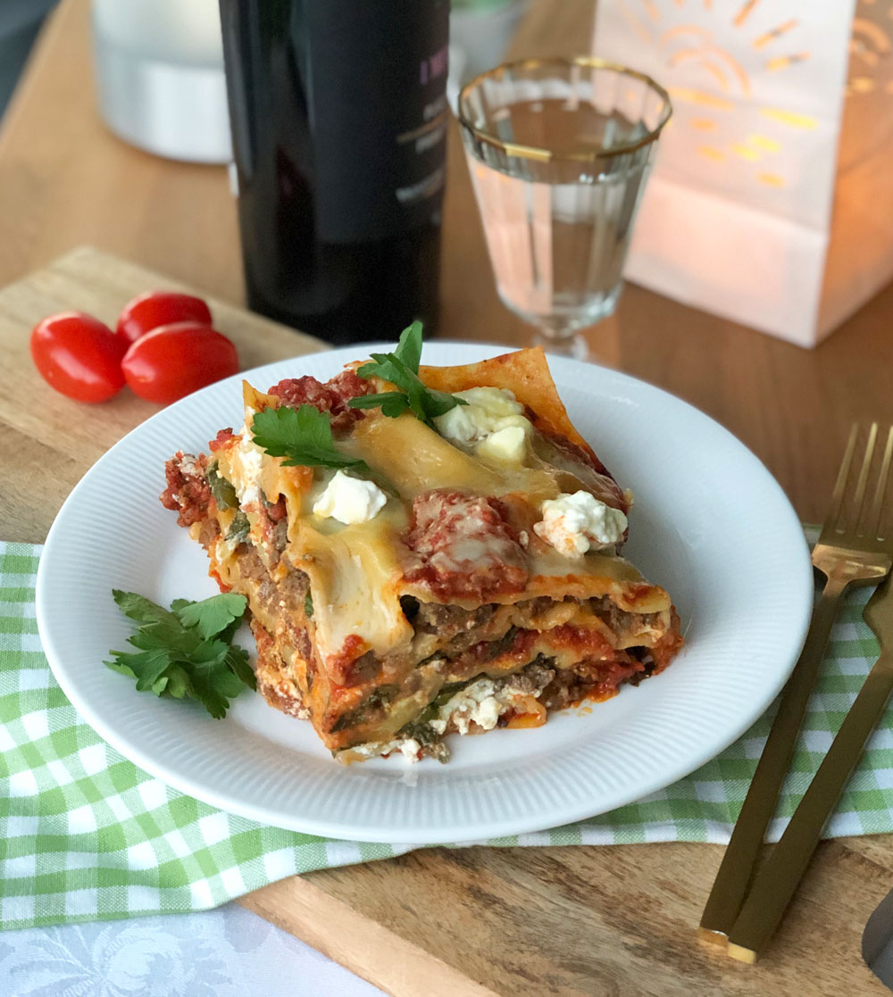 Lasagne aus dem Slowcooker
