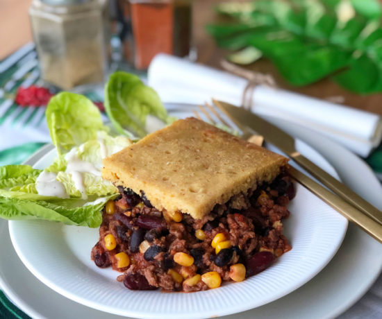 Tamale Pie aus dem Slowcooker