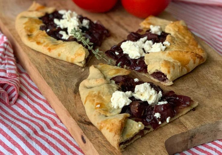 Red Onion Hand Pies