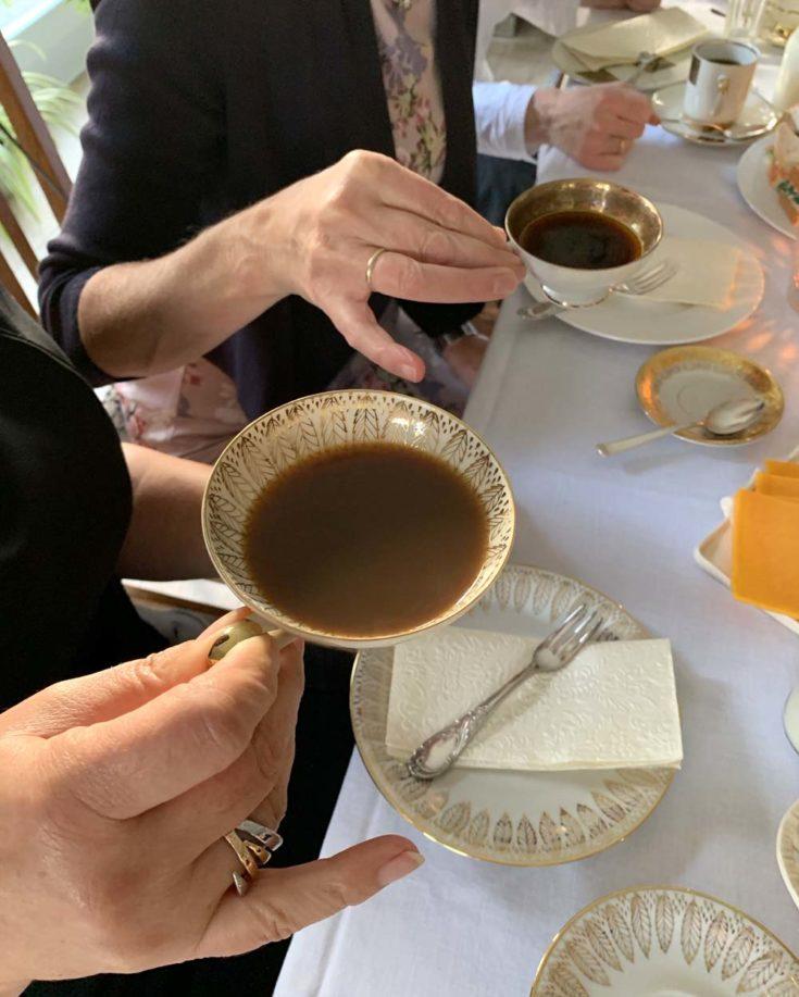 British Afternoon Tea für die Mädels: Rezepte & Bilder ...