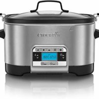 Crock-Pot CSC024X 5,6l, digitaler Multikocher mit Timer, programmierbare Temperatureinstellungen