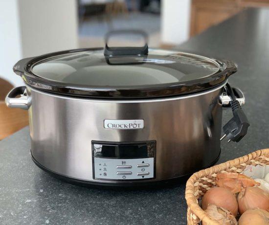 Neues Gerätemodell mit 7,5 l Fassungsvermögen von Crock-Pot