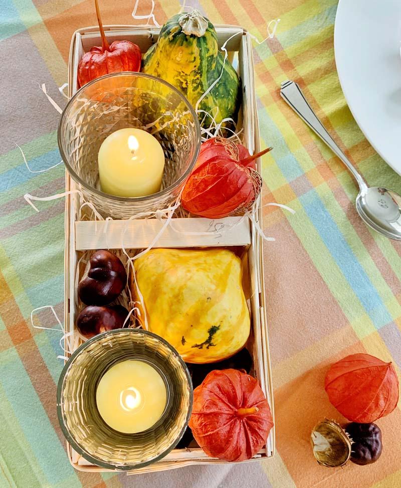 Herbstmenü Für Gäste