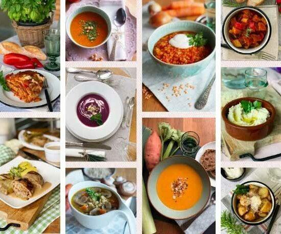 Rezeptfoto aus Vegetarisch kochen mit dme Slowcooker