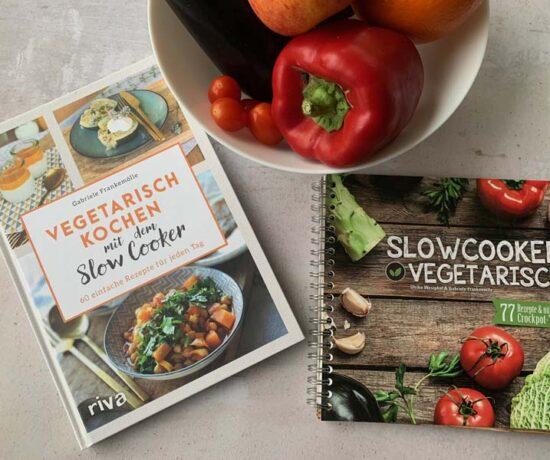 Slowcooker vegetarisch - neu und alte Version